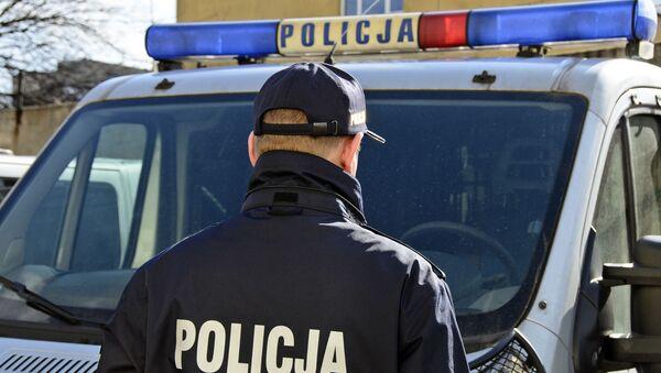Polský policista - Sputnik Česká republika