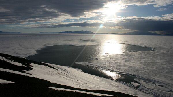 Tání ledu na Antarktidě - Sputnik Česká republika