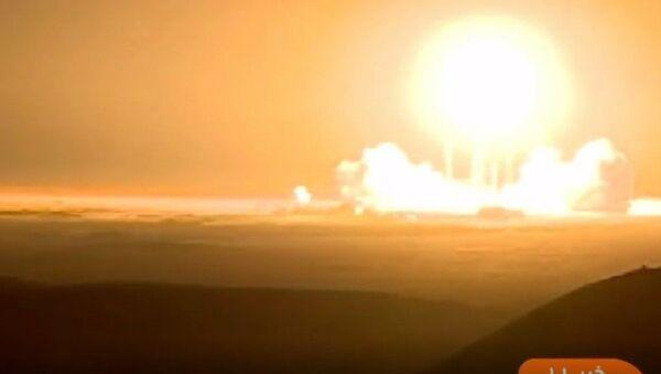 V Íránu satelit odstartoval, ale na oběžnou dráhu nedorazil - Sputnik Česká republika