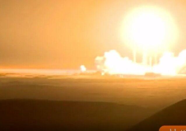 V Íránu satelit odstartoval, ale na oběžnou dráhu nedorazil