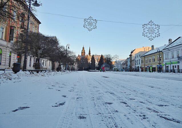 Slovenské město Košice