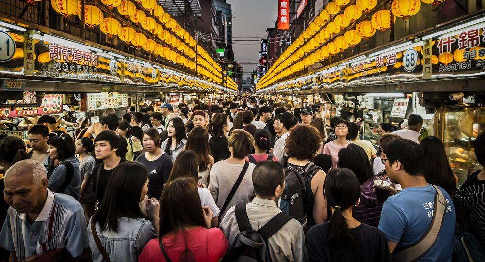 Tchaj-wan. Ilustrační foto.