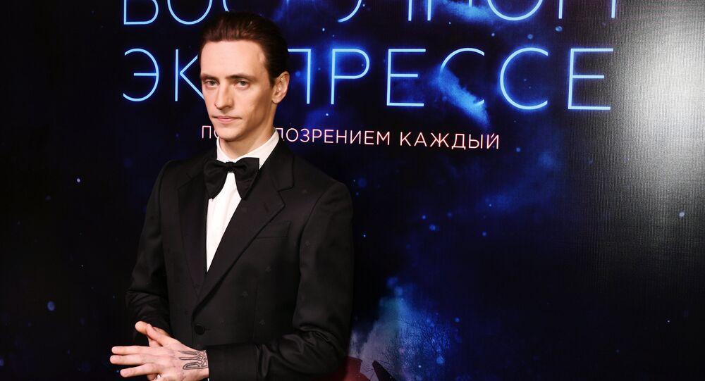 Hvězda světového baletu Sergej Polunin