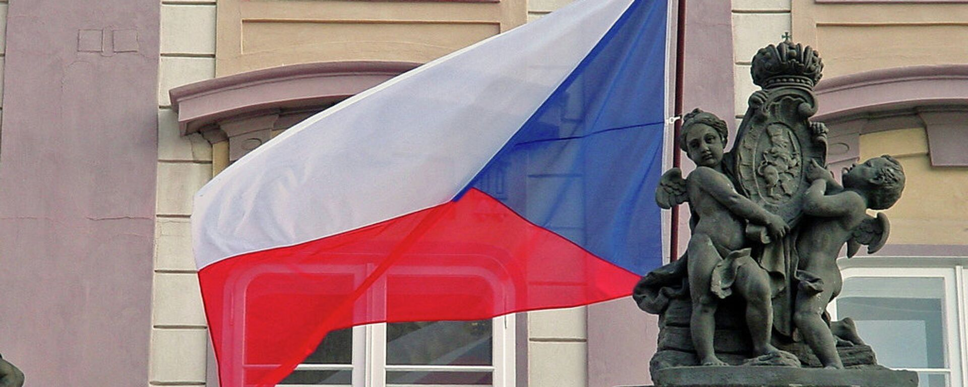 Česká vlajka - Sputnik Česká republika, 1920, 12.10.2020