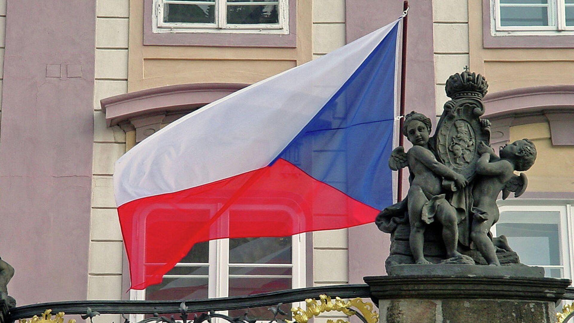 Česká vlajka - Sputnik Česká republika, 1920, 21.04.2021