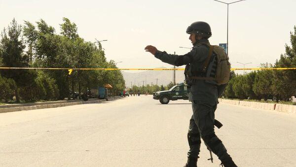 V Afghánistánu byl vyhozen do povětří konvoj gubernátora - Sputnik Česká republika