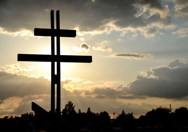 Kříž. Ilustrační foto