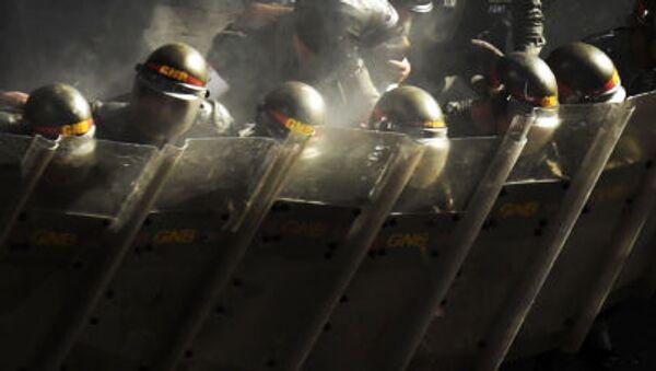 Národní garda Venezuely - Sputnik Česká republika