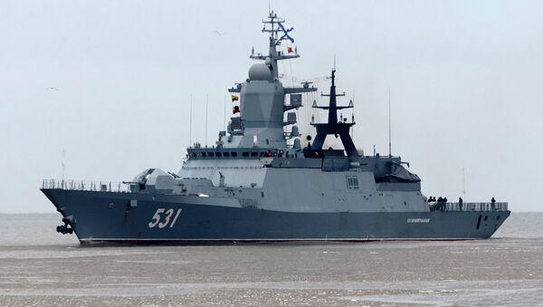 Ruská loď - Sputnik Česká republika