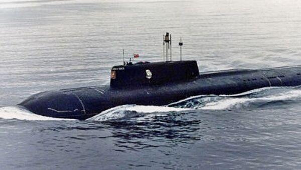 Jaderná ponorka Kursk - Sputnik Česká republika