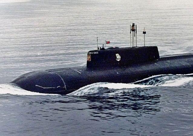 Jaderná ponorka Kursk