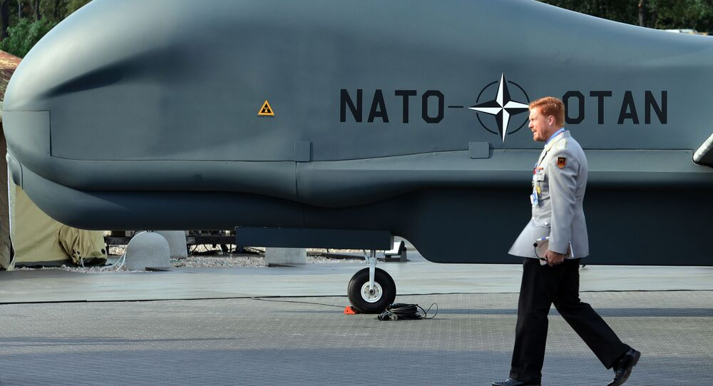 Letouny NATO Global Hawk Block 40