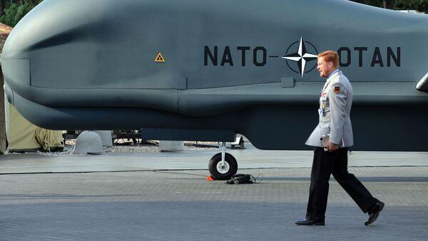 Letouny NATO Global Hawk Block 40 - Sputnik Česká republika