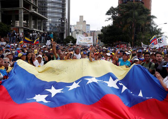 Venezuela. Ilustrační foto