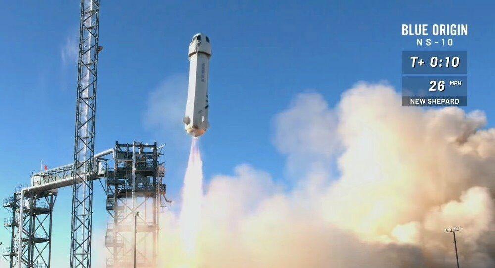 Blue Origin úspěšně otestoval zabijáka rakety Elona Muska