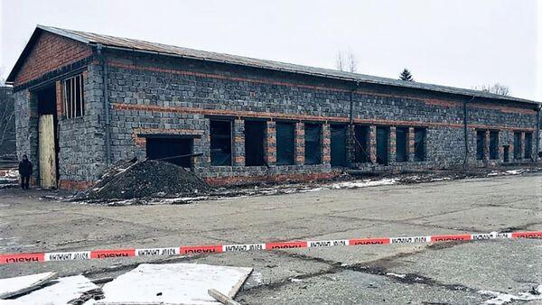 Na skladu u Frýdku-Místku našli odpadní hořlaviny - Sputnik Česká republika