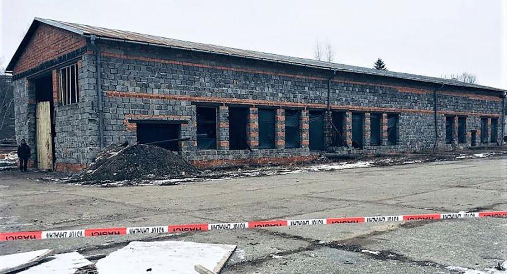Na skladu u Frýdku-Místku našli odpadní hořlaviny