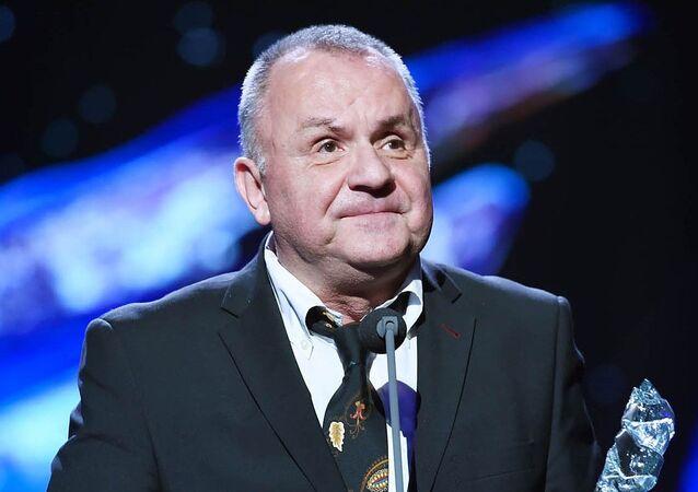 Slovenský zpěvák Jožo Ráž