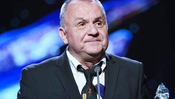 Slovenský zpěvák Jožo Ráž - Sputnik Česká republika