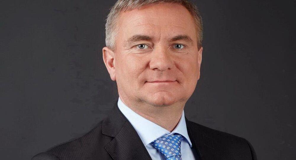 Kancléř českého prezidenta Vratislav Mynář