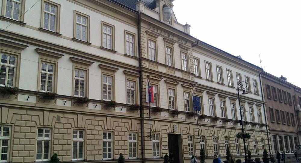 Ústavní soud Slovenska