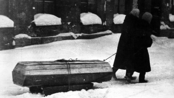 Blokáda Leningradu - Sputnik Česká republika
