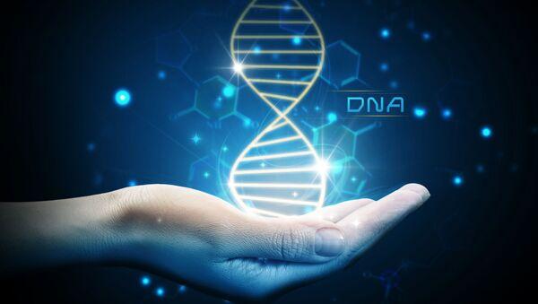 DNA - Sputnik Česká republika