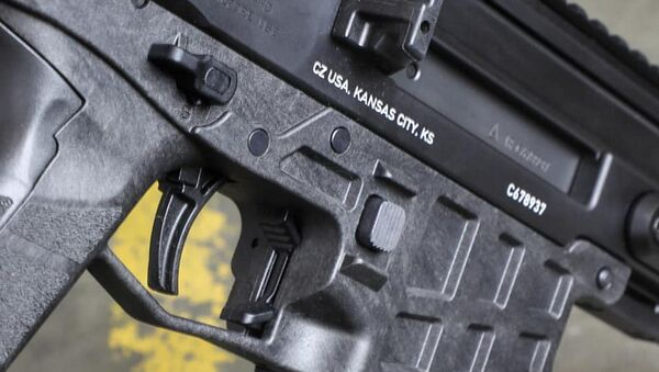 Zbraň společnosti Česká zbrojovka - Sputnik Česká republika