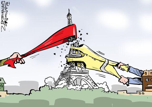 Barvy Paříže