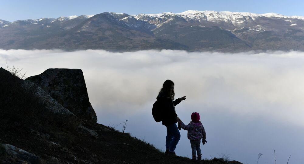 Hory na Krymu