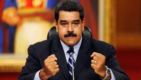 Maduro: Trumpe, ruce pryč od Venezuely! - Sputnik Česká republika