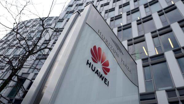 Huawei - Sputnik Česká republika