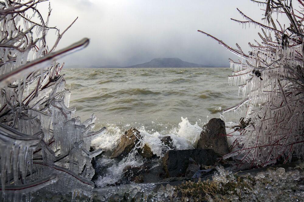 Jezero Balaton, Budapešť