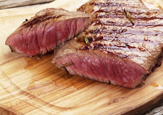 Hovězí maso. Ilustrační foto