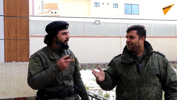 Afghánský Che Guevara - Sputnik Česká republika