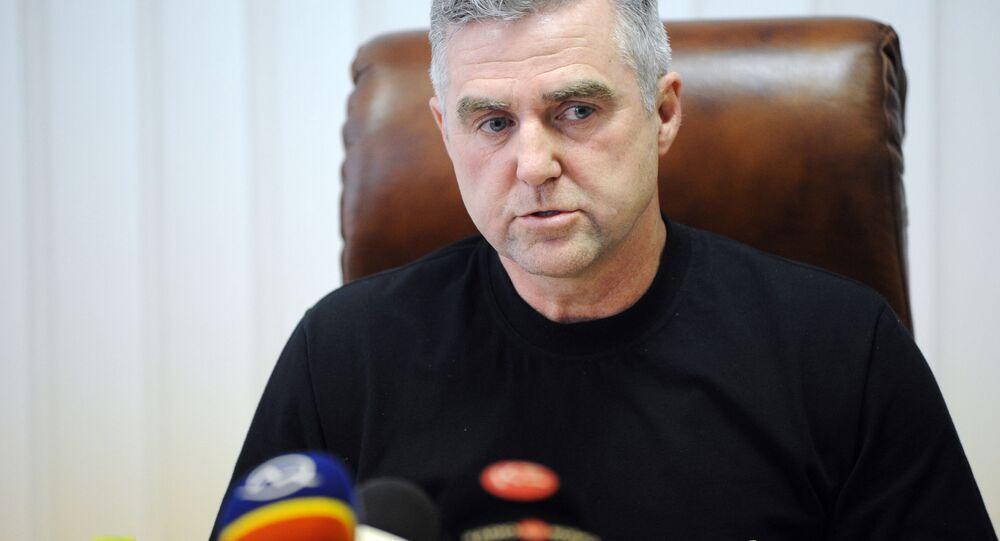 Bývalý slovenský policejní prezident Tibor Gašpar