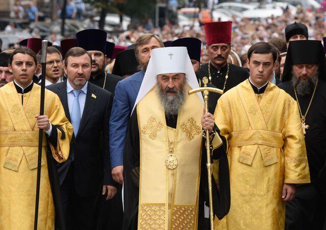 Metropolita Kyjevský a celé Ukrajiny Onufrij