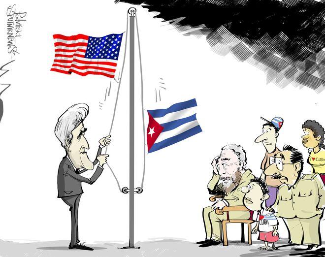 Ať žije Kuba!