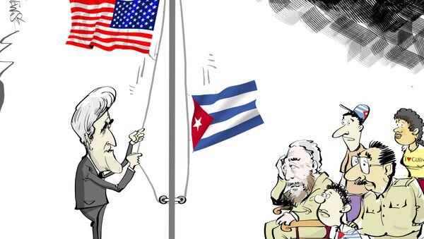 Ať žije Kuba! - Sputnik Česká republika