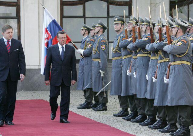 Slovenští vojáci