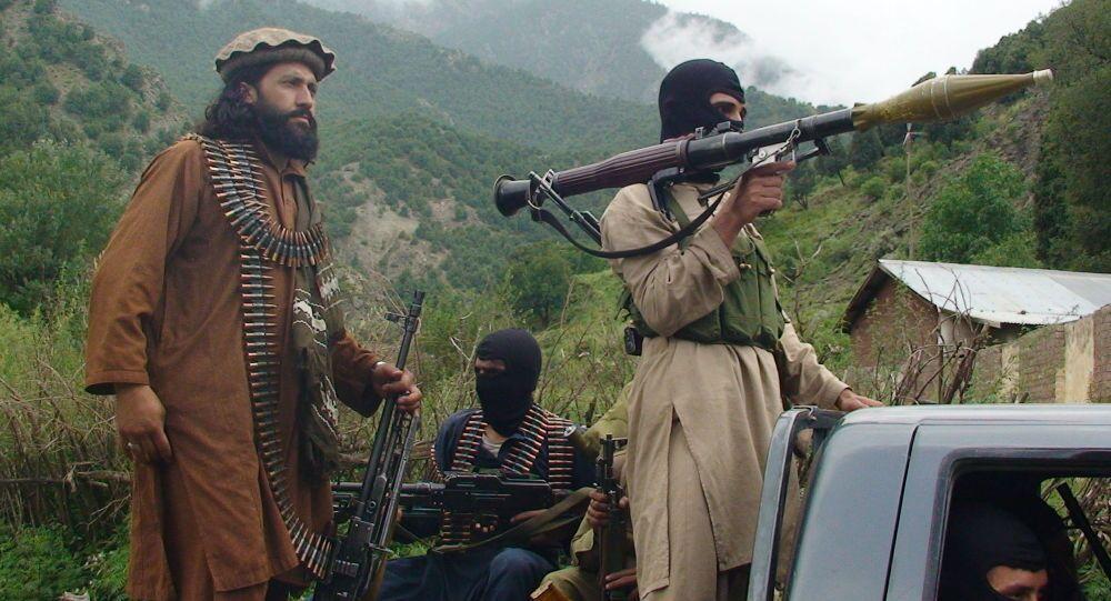 Účastníci hnutí Tálibán