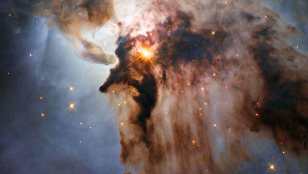 Mlhovina Laguny. Snímek vesmírného teleskopu Hubble. - Sputnik Česká republika