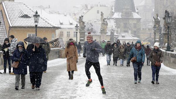 Karlův most v Praze - Sputnik Česká republika