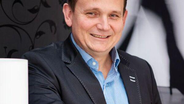 Předseda hnutí Práca slovenského národa Roman Stopka - Sputnik Česká republika