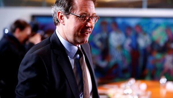 Ministr dopravy Andreas Scheuer - Sputnik Česká republika