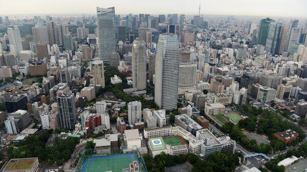 Výhled na Tokio - Sputnik Česká republika