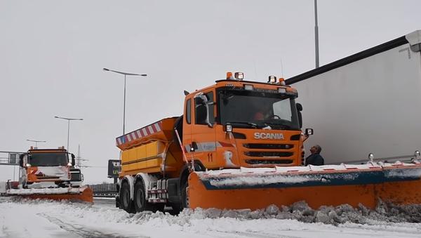 Sníh - Sputnik Česká republika