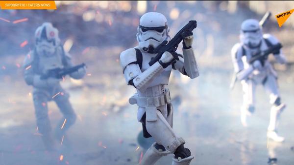 Star Wars - Sputnik Česká republika