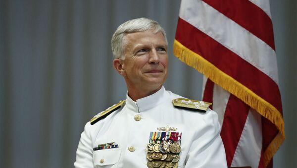 admirál Craig S. Faller - Sputnik Česká republika