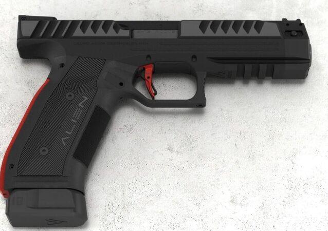Pistole Alien české společnosti Laugo Arms